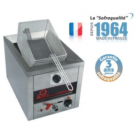 Friteuse Compact Line 500 - Snack I - FRIT.O.MATIC - 7 L