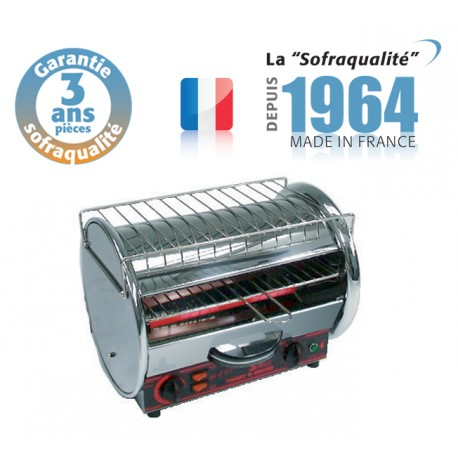Toaster multifonction avec régulateur - Classic 1 étage