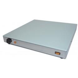 Plaque chauffante en verre blanc - VR1000