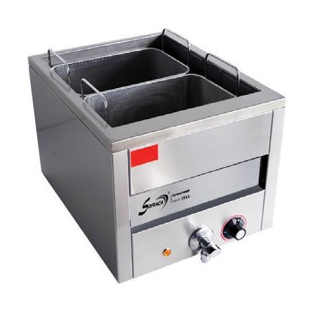 Cuiseur à pâtes + 2 paniers large - Cuve de 15 litres - 21202+PAN02