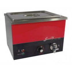 Bain-marie - Piccolo - Gamme Tradition - 9 L + 1 bac 1/2 profondeur 150 mm + 1 Barrete + 1 couvercle - 21010+KITBAC12