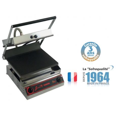 Panini grills - Spécial Sandwich - Grand modèle avec minuterie - 10184