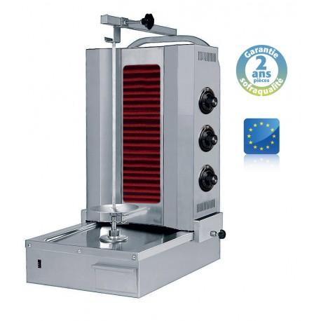 Shoarma vitro électrique - 60 kg