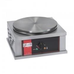 Crêpière électrique carrée professionnelle à usage intensif - Diamètre 40 mm - CR1CE40