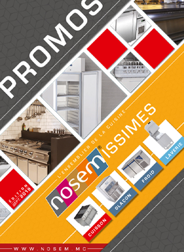 Catalogue NOSEM promotions 2019