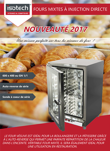 Brochure Fours mixtes VESUVE