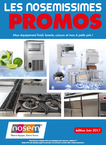 Catalogue NOSEM promotions
