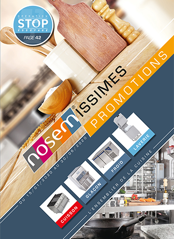 Catalogue NOSEM promotions 2020